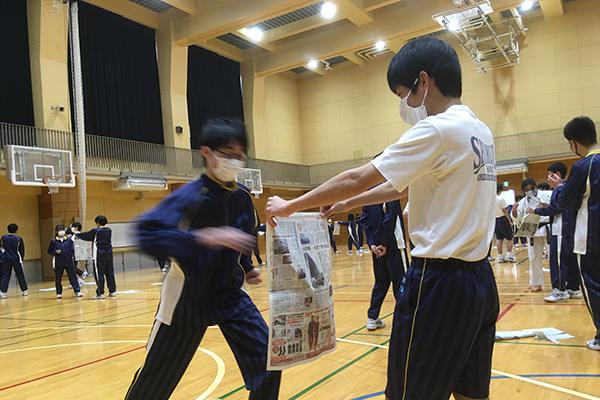 写真:志村第三中学校